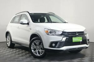 2018 Mitsubishi ASX XC MY19 ES 2WD ADAS White 6 Speed Constant Variable Wagon Wayville Unley Area Preview