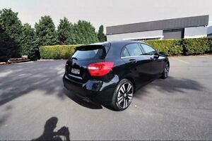 2013 Mercedes-Benz A200 CDI Black Automatic Hatchback Haymarket Inner Sydney Preview