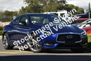 2018 Infiniti Q60 V37 Red Sport Moonlight White 7 Speed Sports Automatic Coupe Doncaster Manningham Area Preview