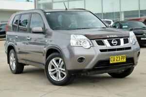 2012 Nissan X-Trail T31 Series IV ST 2WD Grey 1 Speed Constant Variable Wagon Castle Hill The Hills District Preview