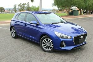 2019 Hyundai i30 PD2 MY19 Active Blue 6 Speed Sports Automatic Hatchback Nailsworth Prospect Area Preview