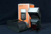 Sony HVL-F36AM for Sony SLT and DSLR Near Perfect (in box)