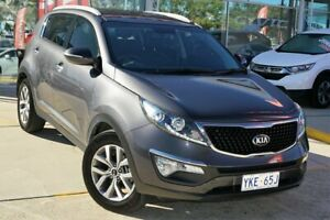 2015 Kia Sportage SL MY15 Si 2WD Premium Grey 6 Speed Sports Automatic Wagon Belconnen Belconnen Area Preview