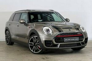 2018 Mini Clubman F54 John Cooper Works Steptronic ALL4 Melting Silver 8 Speed Sports Automatic Darlinghurst Inner Sydney Preview