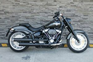2020 Harley-Davidson FLFBS Fat Boy S (114) (TT) Kunda Park Maroochydore Area Preview