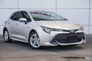 2019 Toyota Corolla ZWE211R Ascent Sport E-CVT Hybrid Silver 10 Speed Constant Variable Hatchback Tweed Heads South Tweed Heads Area Preview