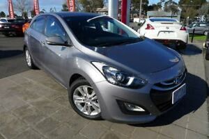 2012 Hyundai i30 GD Elite Grey 6 Speed Sports Automatic Hatchback Hoppers Crossing Wyndham Area Preview