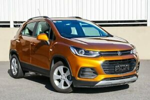 2018 Holden Trax TJ MY19 LS Orange 6 Speed Automatic Wagon Cannington Canning Area Preview