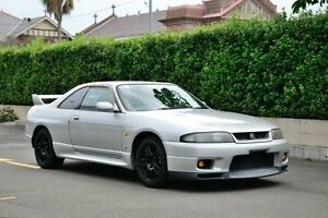 1996 Nissan Skyline BCNR33 GT-R V-Spec Silver Manual Coupe Burwood Heights Burwood Area Preview
