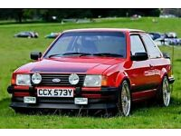 MK3 FORD ESCORT RS 1600I MAG FEATURED STUNNING CAR NO OFFERS TIMEWASTERS INVERNESS SHIRE SCOTLAND