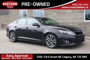 2014 Kia Optima SX TURBO NAV HEATED/COOLED LEATHER PANO ROOF CAM