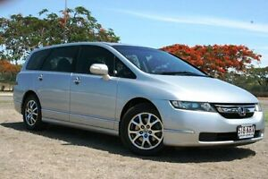 2007 Honda Odyssey 3rd Gen MY07 Luxury Silver 5 Speed Sports Automatic Wagon Townsville Townsville City Preview