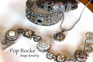 **NEW to Canada! Pop Rocks SNAP JEWELRY! Hot Hot Hot!!