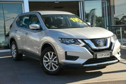 2018 Nissan X-Trail T32 Series II ST X-tronic 2WD Brilliant Silver 7 Speed Constant Variable Wagon Liverpool Liverpool Area Preview
