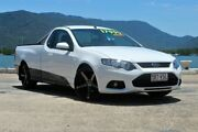 2013 Ford Falcon FG MkII XR6 Ute Super Cab White 6 Speed Semi Auto Utility Portsmith Cairns City Preview