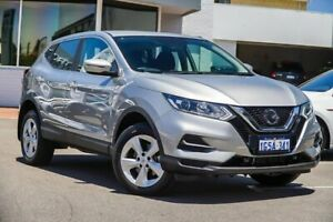 2019 Nissan Qashqai J11 Series 2 ST X-tronic Silver 1 Speed Constant Variable Wagon Victoria Park Victoria Park Area Preview