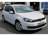 2012 12 VOLKSWAGEN GOLF MATCH TDI BLUE TECH DIESEL