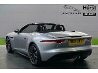 2017 Jaguar F-Type 3.0 Supercharged V6 2Dr Auto Convertible Automatic