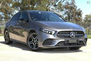 2019 Mercedes-Benz A-Class V177 A200 DCT Grey 7 Speed Sports Automatic Dual Clutch Sedan Melbourne Airport Hume Area Preview