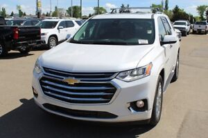 2019 Chevrolet Traverse HIGH COUNTRY 2LZ AWD H/C LEATHER S/R NAV