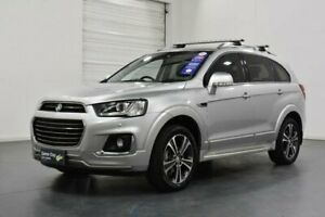 2015 Holden Captiva CG MY15 7 LTZ (AWD) Silver 6 Speed Automatic Wagon Oakleigh Monash Area Preview