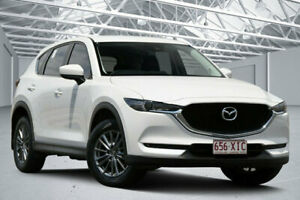 2017 Mazda CX-5 MY17 Maxx Sport (4x4) White 6 Speed Automatic Wagon Eagle Farm Brisbane North East Preview