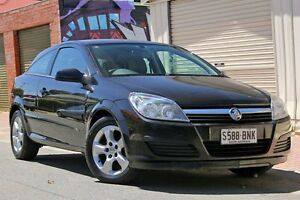 2006 Holden Astra AH MY06 CDX Black 4 Speed Automatic Coupe Glenelg Holdfast Bay Preview