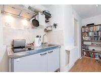 9 minutes walk to Elephant & Castle. Self contained studio for a couple or single person. CALL NOW!