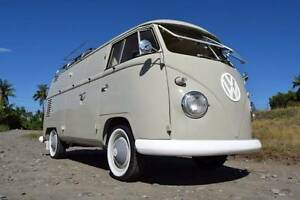 1962 Volkswagen Kombi Panel Van Perth Perth City Area Preview