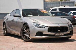 2014 Maserati Ghibli M157 (No Badge) Grey Sports Automatic Kedron Brisbane North East Preview