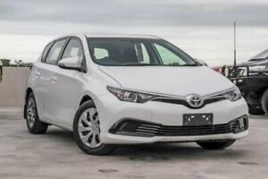 2015 Toyota Corolla ZRE182R Ascent Sport S-CVT White 7 Speed Constant Variable Hatchback Aspley Brisbane North East Preview
