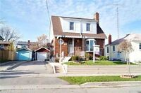 **4 BDRMS + SEPARATE ENTRY to FINISHED BASEMENT!!**