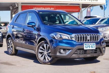 2017 Suzuki S-Cross MY16 Turbo Prestige Blue 6 Speed Automatic Wagon Osborne Park Stirling Area Preview