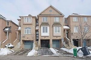Just Listed!! Low Priced Town Home in Lisgar, Mississauga!