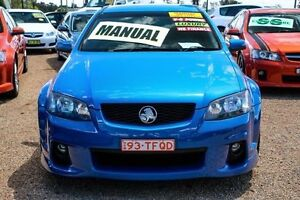 2010 Holden Commodore VE II SV6 6 Speed Manual Sedan Lansvale Liverpool Area Preview