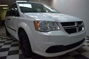 2014 Dodge Grand Caravan SUV, Crossover
