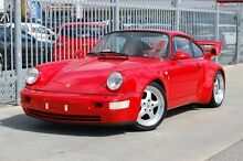 1982 Porsche 911 Turbo (930) Red 4 Speed Manual Coupe Maddington Gosnells Area Preview