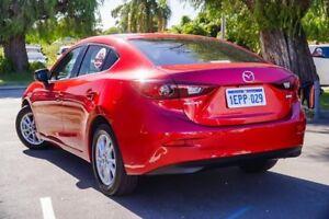 2014 Mazda 3 BM Maxx Red 6 Speed Automatic Sedan