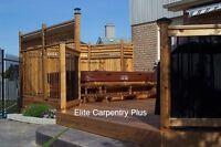 Deck Fence Cabana's