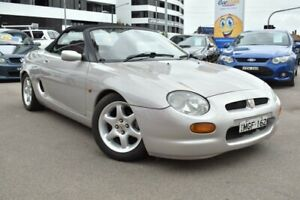 1997 MG F Roadster 2dr Man 5sp 1.8i [Feb] Silver Manual Roadster Liverpool Liverpool Area Preview