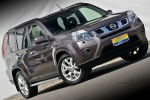 2013 Nissan X-Trail T31 Series V TI Grey 1 Speed Constant Variable Wagon Ferntree Gully Knox Area Preview