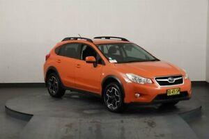 2012 Subaru XV 2.0I Orange Continuous Variable Wagon