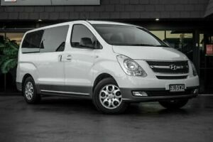 2010 Hyundai iMAX TQ-W White 4 Speed Automatic Wagon Bowen Hills Brisbane North East Preview