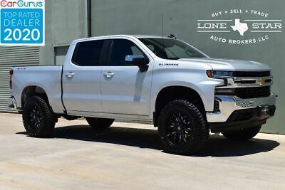 2020 Chevrolet Silverado 1500 LT 2020 Chevrolet Silverado 1500 LT 10,694 Miles Summit White Pickup Truck 8 Automa