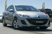 2010 Mazda 3 BL10F1 Neo Activematic Silver 5 Speed Sports Automatic Hatchback Pearce Woden Valley Preview
