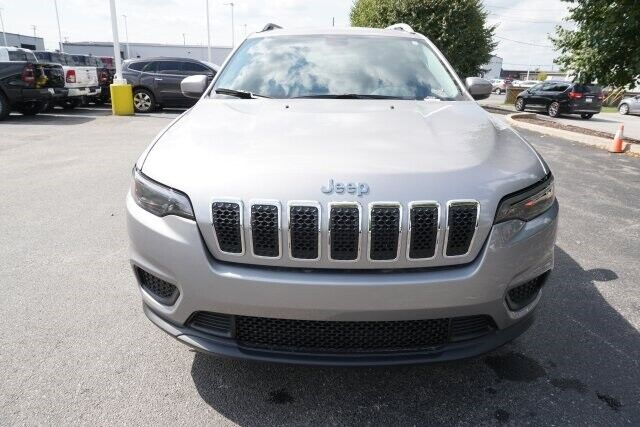 Image 8 Voiture American used Jeep Cherokee 2020