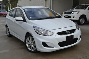 2018 Hyundai Accent RB6 Sport White Sports Automatic Mill Park Whittlesea Area Preview