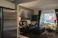 Winter in Victoria- FULLY furnished 1 bedroom suite- Hot tub.