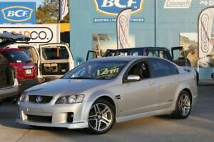 2007 Holden Commodore VE SS Silver 6 Speed Sports Automatic Sedan Greenslopes Brisbane South West Preview