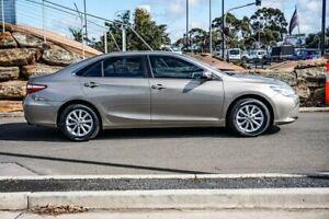 2016 Toyota Camry ASV50R Altise Bronze 6 Speed Sports Automatic Sedan Para Hills West Salisbury Area Preview